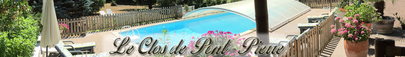 Clos de Pont-Pierre, bed and breakfast in Val de Loire